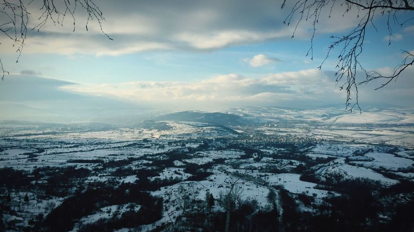 DupnitsaValley Bulgaria Valley Nature TheBalkans Snowy