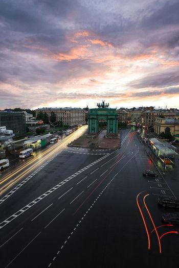 Narvskaya Road