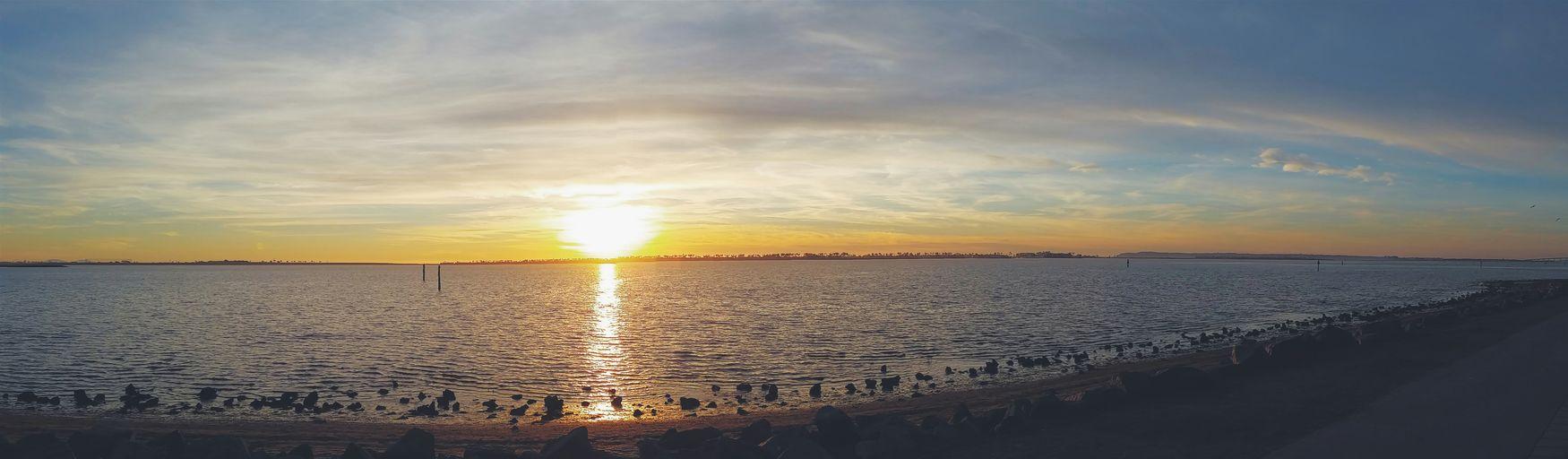 Ocean View Sun :) First Eyeem Photo