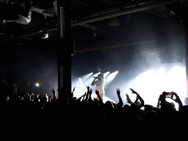 Joey Bada$$ Concert HipHop Berlin Festsaal Kreuzberg