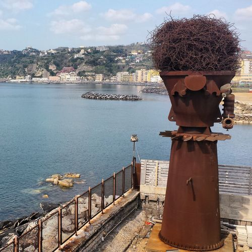 Guardiano Napoli Campania Panorama Outdoors One Woman Only People Beach Nature One Person