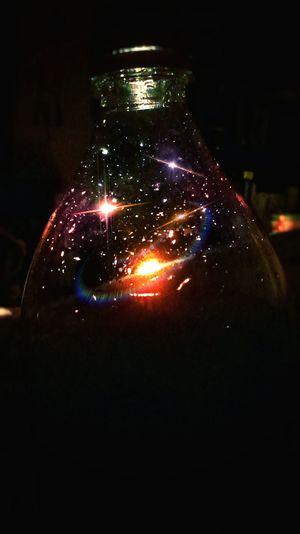 La bouteille des étoiles Cocastar
