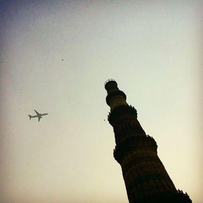Instdelhi Qutub Minaar Click Gagans_photography