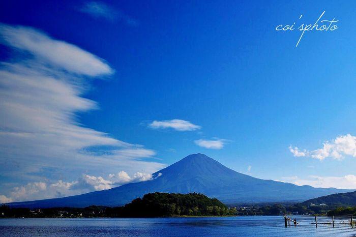 秋の富士山 絶景 Japan Beautiful Nature Mt. Fuji Emeyebestshot 休日