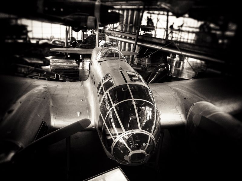 Historic Airplanes cannot get enough of them 😄 Airplane Historic Aircraft Aviationphotography Transportation Indoors  No People Day Close-up