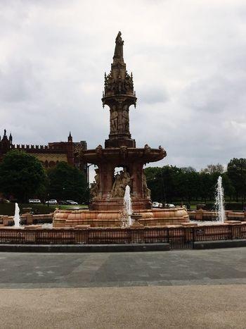 Terracotta Fountain People Make Glasgow Let Glasgow Flourish The Architect - 2016 EyeEm Awards
