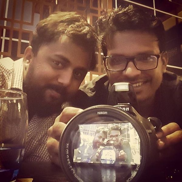 And Yes We Tried A New Angle of Photography.....Kolhapurdiaries Sayajihotelkolhapur Moontreecafe Photographie  SamsungS6 Friendstime Afternoon Best  Enjoyed Alot Instaholic Like4like Coffee Chickensausage Growbeard Beard Mooch Gentleman