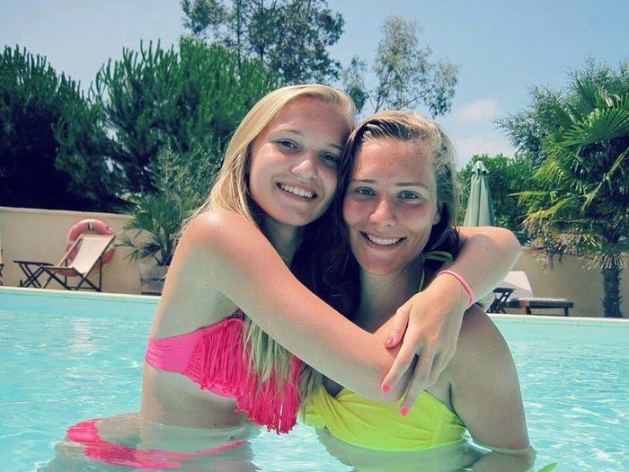 Summer Bestfriend Girls Enjoying Life
