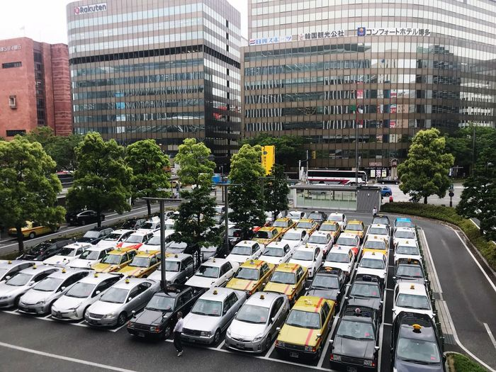 All Taxis