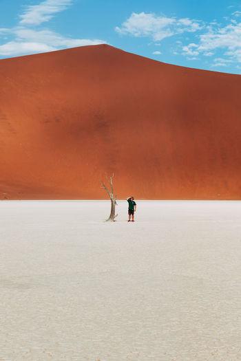 Photo taken in Sesriem, Namibia