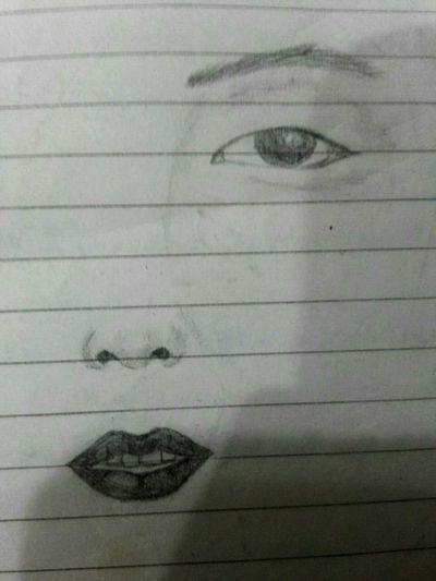 By me💕 Painting Paint Drawing Korean Song Jong Ki Kpop