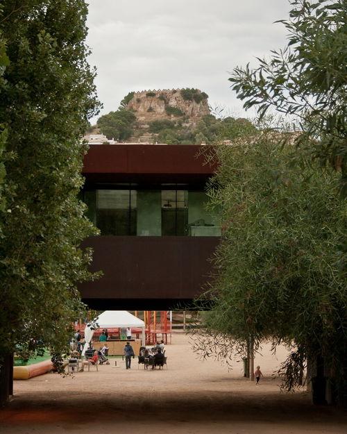 Parc de l'Arbreda Architecture Arquitectura RCRarquitectes Begur