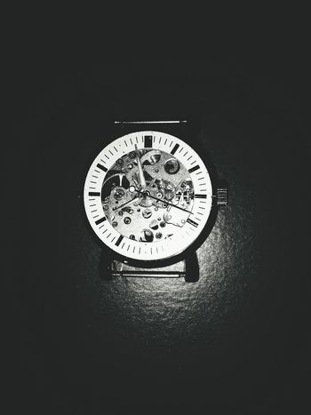 Watch The Clock Blackandwhite Photography Eye4photography  Light And Shadow Monochrome Lightinthedark Blackandwhite That's Me