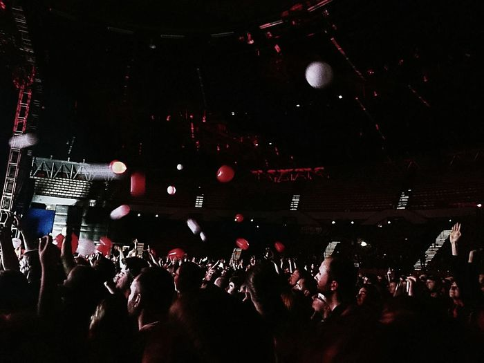 Concert Photography Show People Of EyeEm Crowd Alter Bridge Spodekkatowice