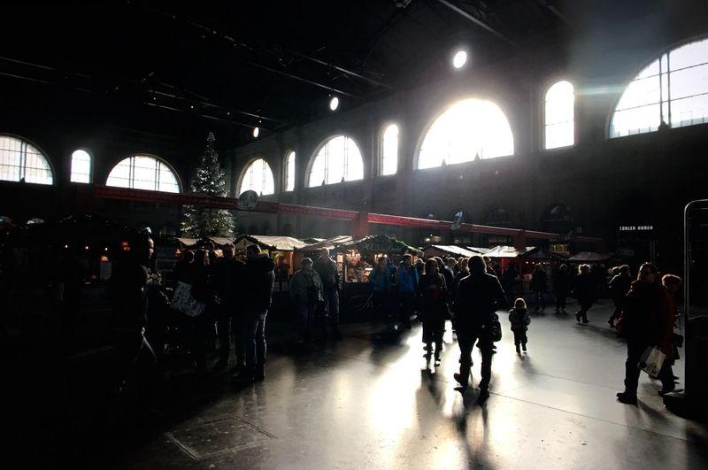 Streetphotography Zürich Switzerland Moments Banhof Zurich Banhof Market Christmas Market