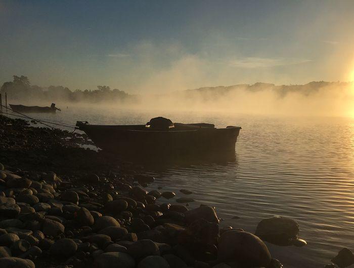 Misty morning @