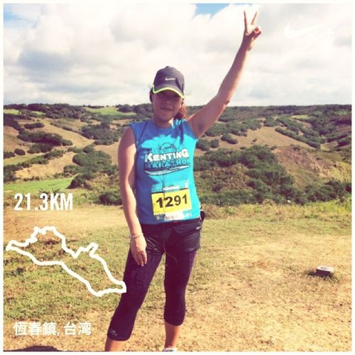 Run a Marathon at Kenting!!!