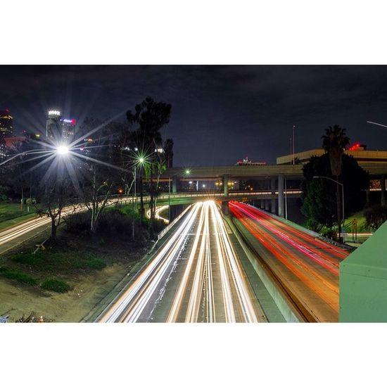Zoom Zoom 🚗💨 La_lurking Weownthenight_la Nikon Weshootla DiscoverLA Longexposures