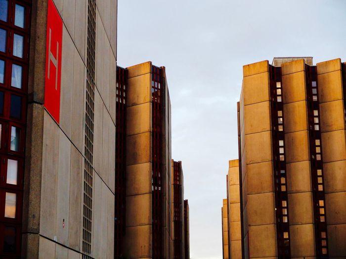 Architecture Building Building Exterior Built Structure City Copenhagen Copenhagen Skyline Copenhagen, Denmark Kopenhagen 2014 Low Angle View Modern Office Building Postmodernism