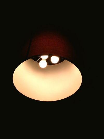 Idea Light Bulb Lights