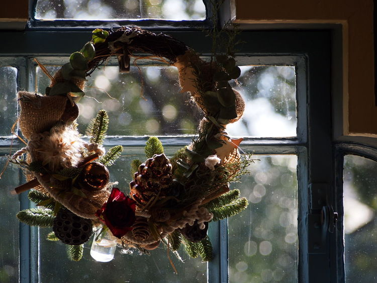 Window Sunlight Christmas Decorations Christmas Ornaments