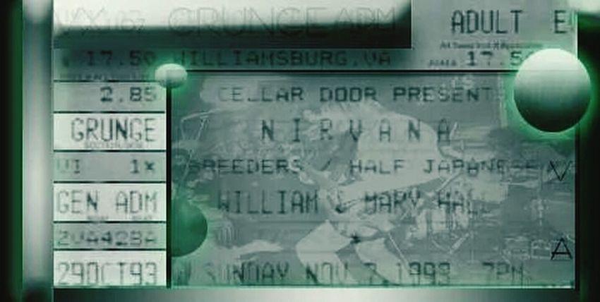 Nirvana Kurt Cobain Grunge Eyeem Shows