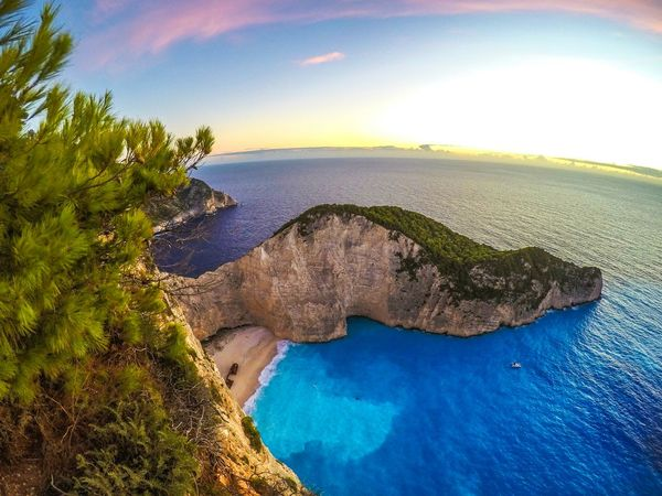 Feel The Journey Relaxing Photooftheday Nature Naturelovers Nature_perfection Sunset Check This Out Enjoying Life Zante Zante 2015 Zakynthos,Greece Zakynthos Wreakship Navagio Beach NavagioShipwreck Greece Beauty Of Nature Sea And Sky Sea View Landscape Landscape_photography