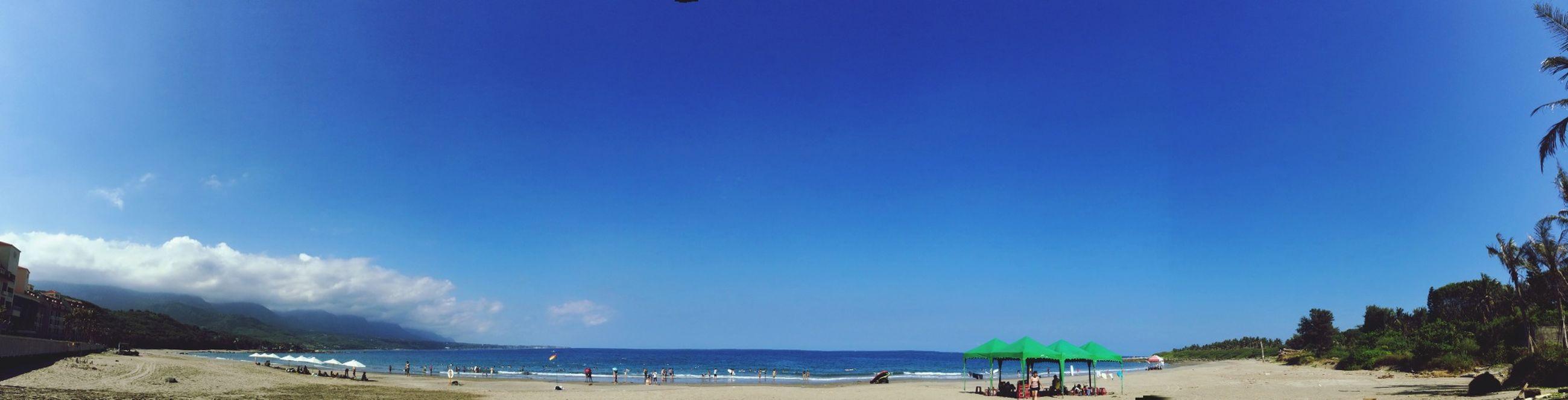 夏天就是要到海邊!