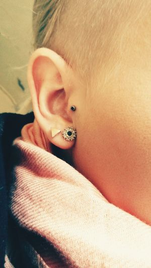 Piercing Earrings Loveit♥ Solid :)