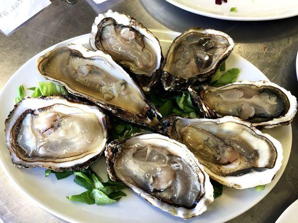 Ostriche Seafoods Foodporn Food Eating Italian Food Italianrestaurant