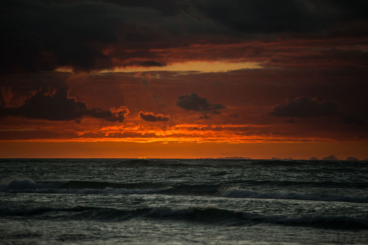 Co-hosted a pet photography workshop today. We started shooting about 10am and finished around 745pm!!! Big day. Here's the final image on my camera... Clouds And Sky Dramatic Sky Nature New Zealand Ornate Sky Skybank Summer Sunset Waves West Coast