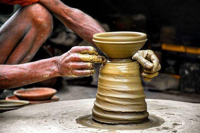 Moments of Life Pushpamverma Photography Indiaphotography Indiapictures Potter Nikon Nikonphotography D7200 Iamexclusive Iamnikon Iamshutterbug