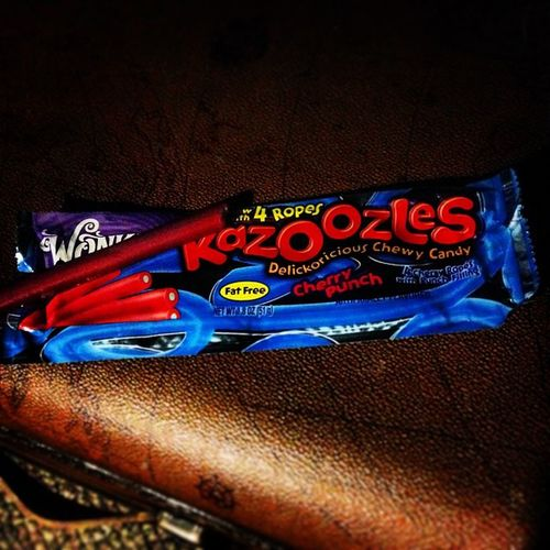 Best candy Ever !! Kazoozles Willywonka Delishhhh tastebud explosion !! Mr. Wonka, you did it again!