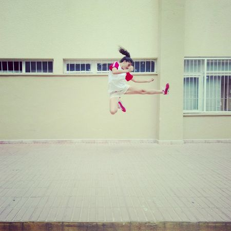 Kickboks Fly Away People Popular Photo
