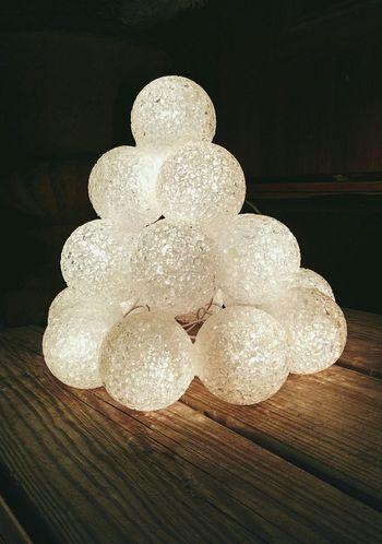 Shining Snowballs