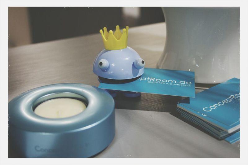 Yamm yamm - zu unserem Geburtstag gab es auch was für die kleinen ? Hoptimist Froschkönig Design Visitenkarten