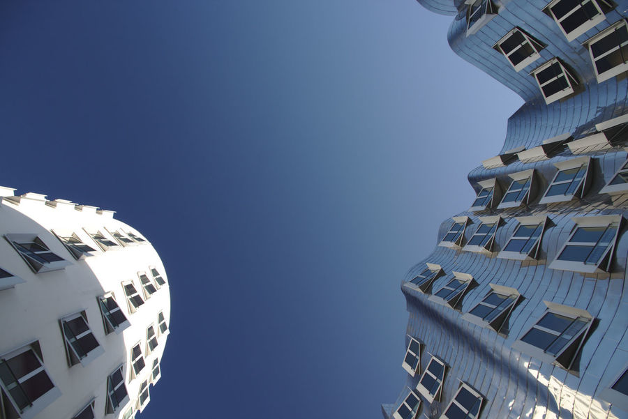 Architecture Building Exterior Built Structure City Clear Sky Day Low Angle View Modern No People Outdoors Sky