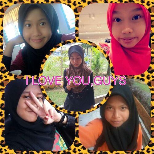 I love you guys..ツ
