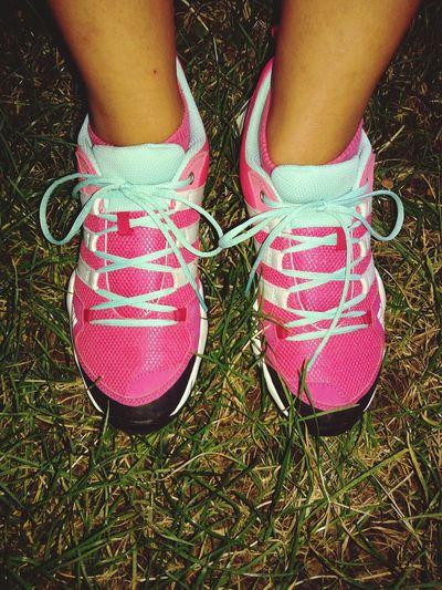 Adidas Mint PINK :)