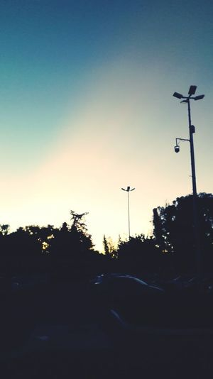 Atardecer Naturaleza Urbana Sunset Sky Outdoors First Eyeem Photo EyeEmNewHere