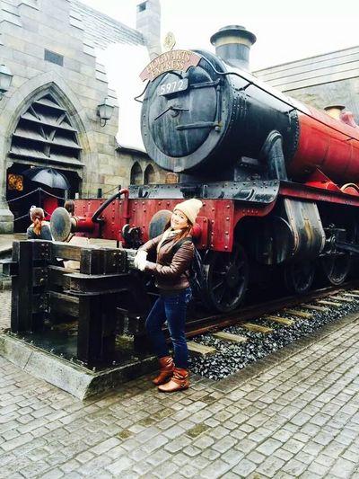 Harrypotter Harry Potter Universal Studios  Hogwarts Express Japan Osaka,Japan Vacation