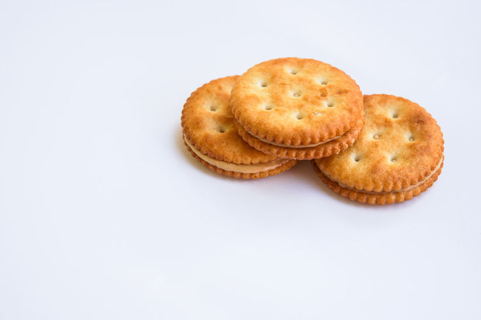 Baked Baked Pastry Item Close-up Cookie Day Dessert Food Food And Drink Freshness Indoors  Indulgence No People Ready-to-eat Snack Studio Shot Sweet Food Temptation White Background