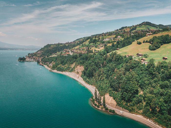 Thun Lake,