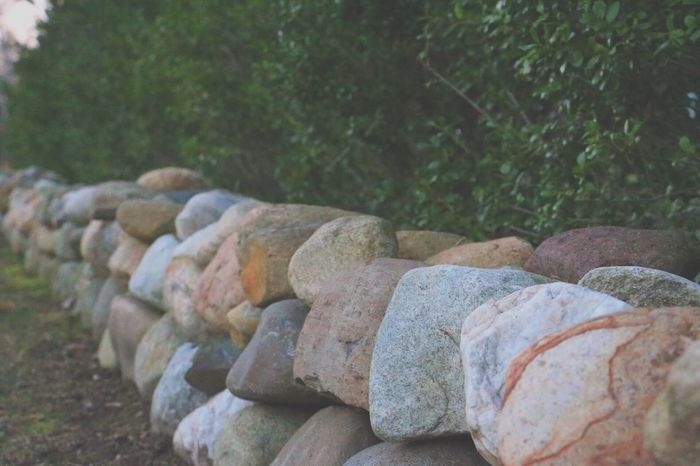 Stack In A Row No People Stone - Object Rock - Object Nature Outdoors Day Grass Beauty In Nature Close-up Photography Photo Upload Rocks Rock Canon