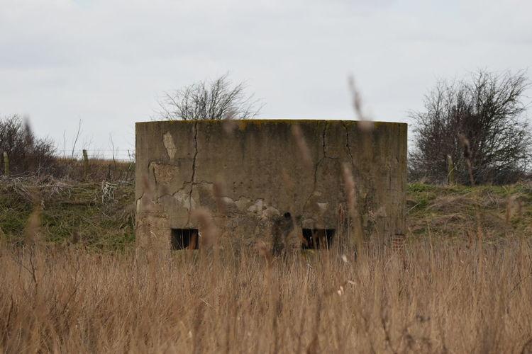 ww1 submarine observation tower- rainham marsh Built Structure Nature No People Outdoors Architecture Nature Reserve Sigma150-600c NikonD5500