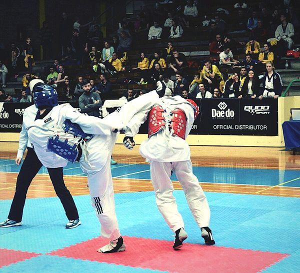 Sport Taekwondo Competition People EyeEmNewHere Indoors  Blackbelt