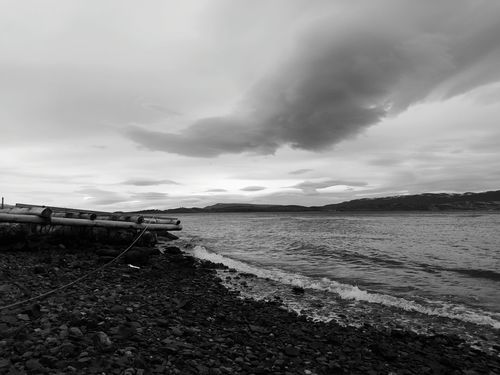 Water Sea Tranquil Scene Scenics Sky Beach Nature Travel Destinations Majestic Vacations Beauty In Nature Argentina Ushuaïa Argentina Photography Ushuaia Argentina Fin Del Mundo Argentina 👑🎉🎊👌😚😍 Ushuaia Arg. Ushuaia Paisaje Ushuaia Tierradelfuego Beauty In Nature Nature Blackandwhite Photography Black & White Finding New Frontiers Miles Away EyeEmNewHere The Great Outdoors - 2017 EyeEm Awards Place Of Heart EyeEm Selects Let's Go. Together. Perspectives On Nature