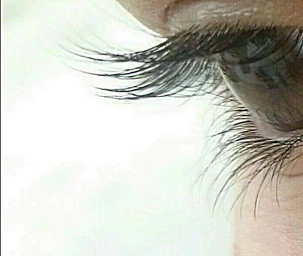 Brown Eyes Purity A Look Of Hope <3