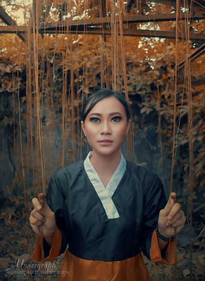 The Portraitist - 2017 EyeEm Awards Only Women One Woman Only Portrait Looking At Camera One Person Front View Adult Adults Only People Fashion One Young Woman Only Young Adult Headshot Beautiful Woman Day Young Women Indoors  Undergraph Chinese Fall Colors Semarang