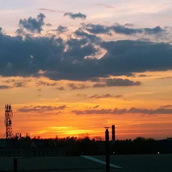 Sunset Sky Podolsk